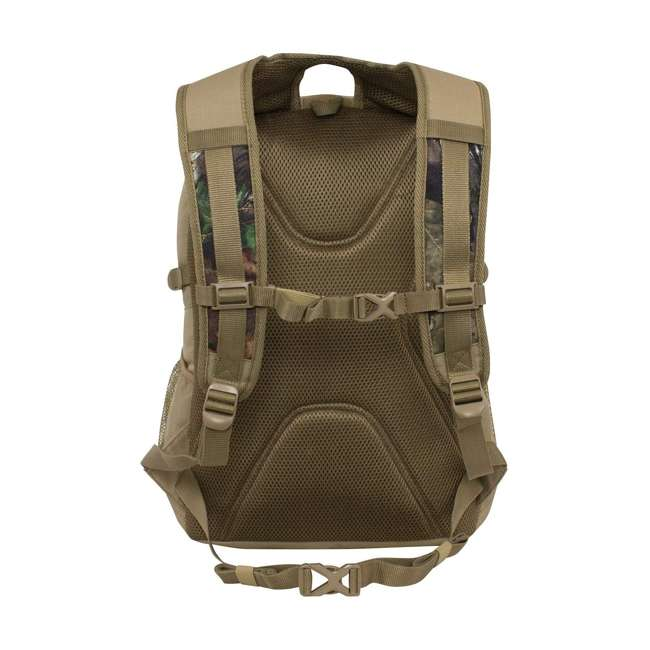 FCB018FLP-MBUC Fieldline Tree Line Womens Multi Pocket Camouflage Adjustable Hunting Backpack 3