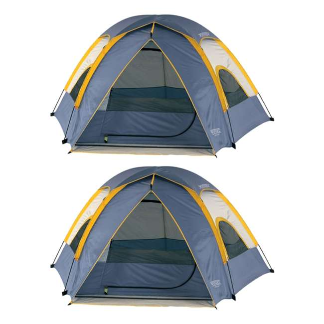 d80c9c0369f Wenzel Alpine Sport Dome Outdoor 3-Person Tent (2 Pack)   36419-W