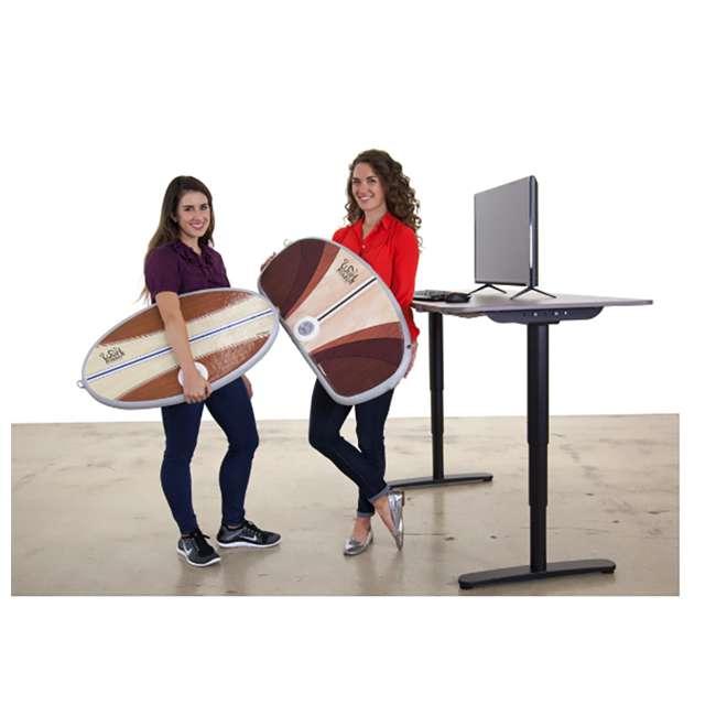 WRF-S-21144-02 JumpSport Wurf Board Office Standing Desk Anti-Fatigue Mat, Santa Cruz, Medium 3