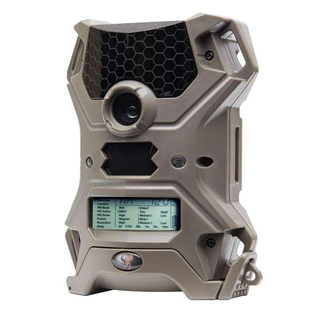 WGI-V12I77 Wildgame Innovations Vision Lightsout 12MP Game Camera, Brown 1