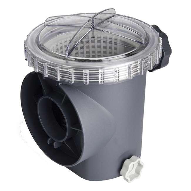 28651EG-U-A Intex  Krystal Clear Above Ground Pool Sand Filter Pump  |   (Open Box) (2 Pack) 2