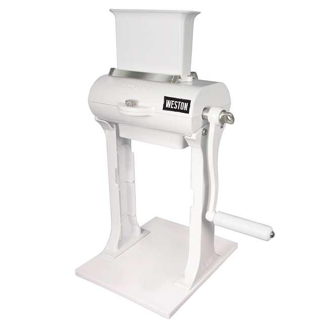07-3101-W-A Weston Manual Vertical Meat Cuber and Tenderizer