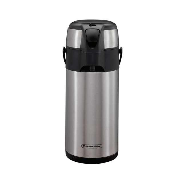 40411 Proctor Silex 40411 3 Liter Airpot Thermos 1