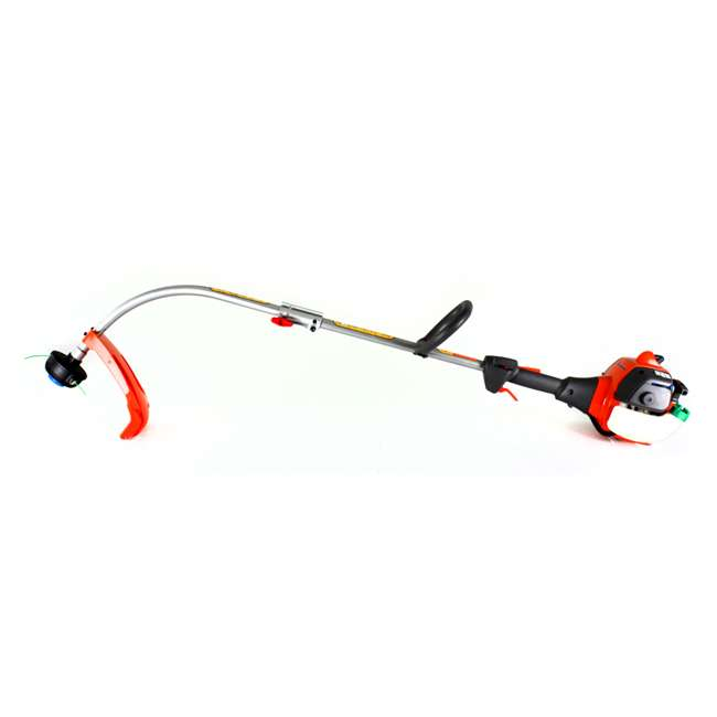 HV-TR-952711952 + HV-TOY-585729102 Husqvarna 2 Cycle Gas Powered Lawn Trimmer & Battery Operated Toy Weed Trimmer 3