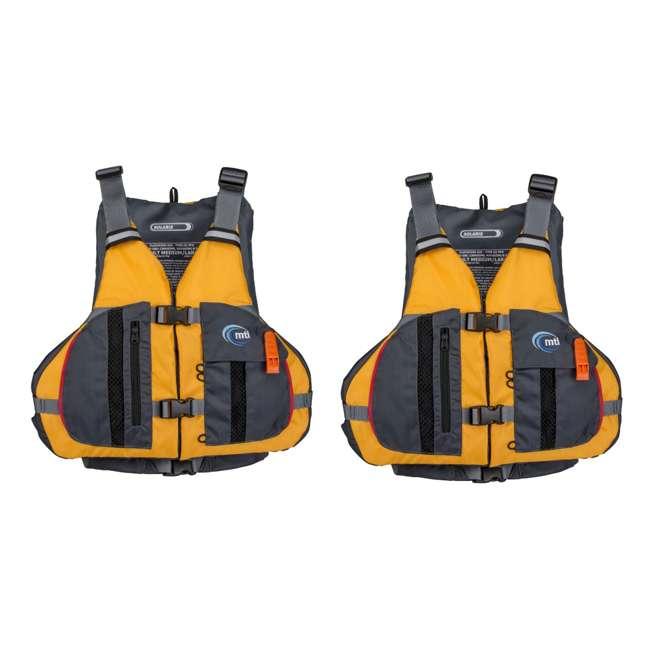 68309EP + 2 x MTI-807L-0EA45 Intex Excursion Pro Inflatable Kayak Set w/ 2 Life Jackets, M/L 2