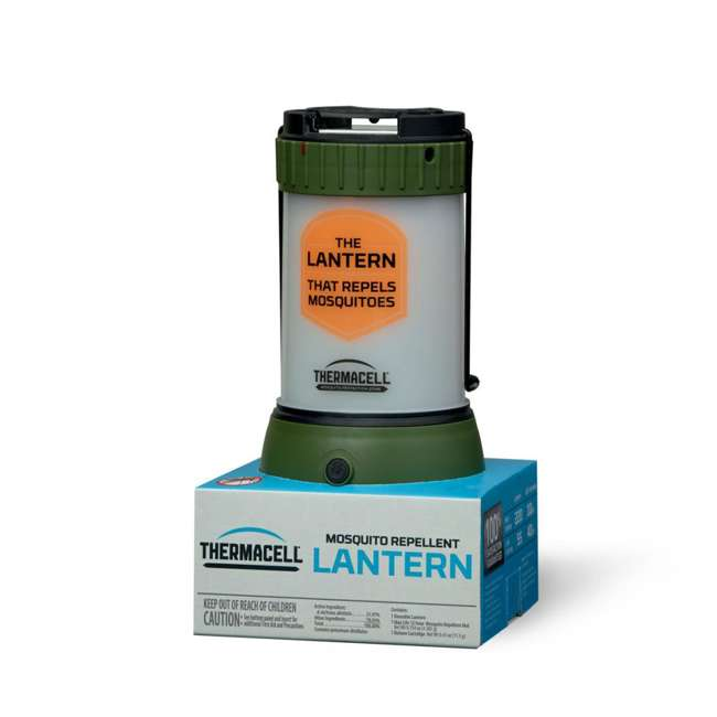 MRCLC Thermacell Scout Mosquito Repeller Camping Lantern 1