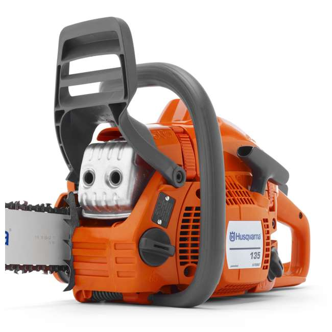 husqvarna 135 16 inch 2hp 2 cycle gas chainsaw 135 16 new. Black Bedroom Furniture Sets. Home Design Ideas