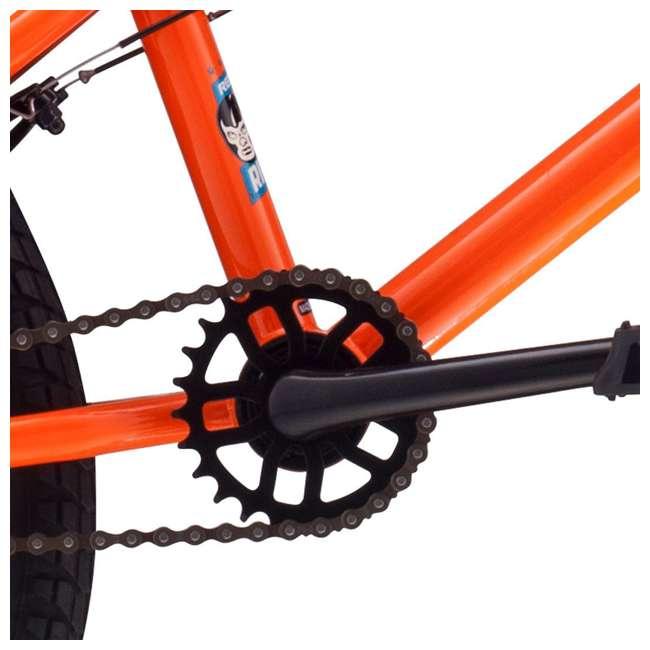 06-0510038 Redline Rival 20 Inch Childrens Kids Youth Freestyle BMX Bike Bicycle, Orange 3