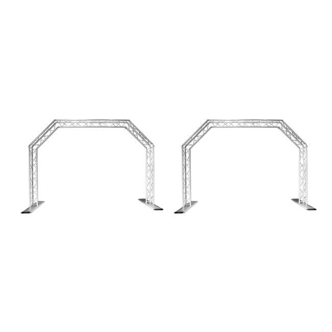 QT-ARCH Chauvet Trusst QT-ARCH Portable Lighting Truss System (2 Pack)