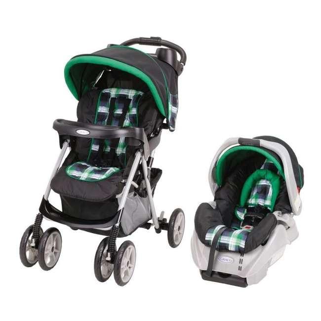 1761532 Graco Spree Stroller & SnugRide Car Seat Travel System - Crew
