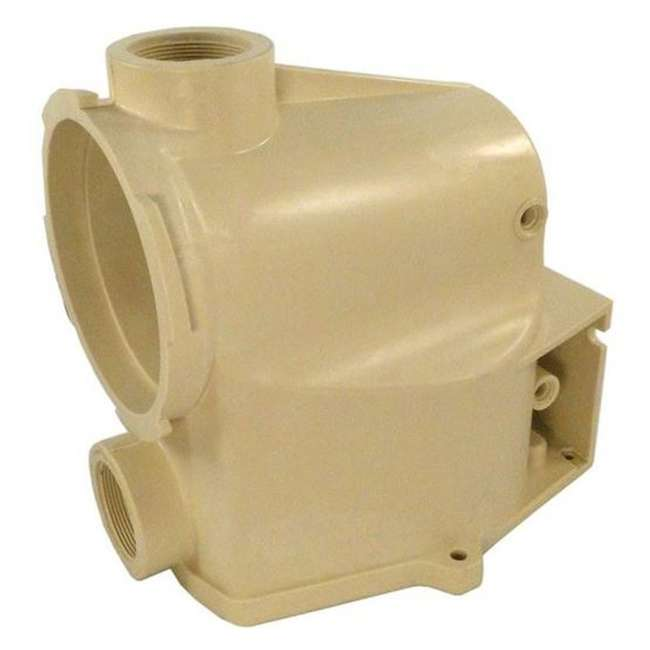 350015 Pentair 350015 IntelliFlo Pool Spa Pump Housing Volute Replacement Part, Almond 1