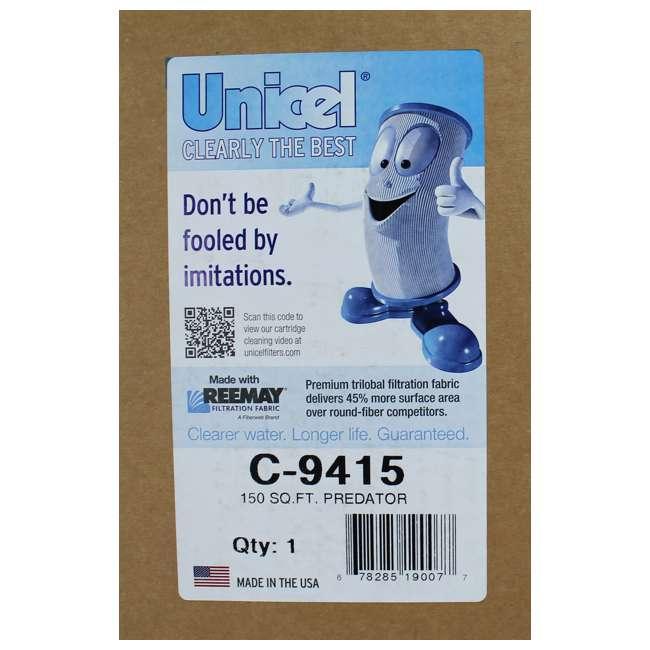 C9415 Unicel C-9415 Pool Filter Cartridge 2