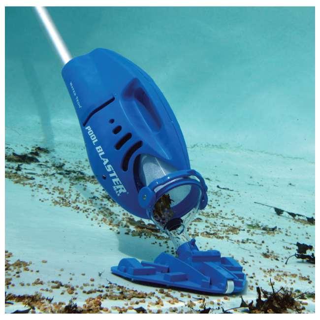 POOLBUSTER Water Tech Pool Blaster MAX Pool Cleaner Vacuum 4