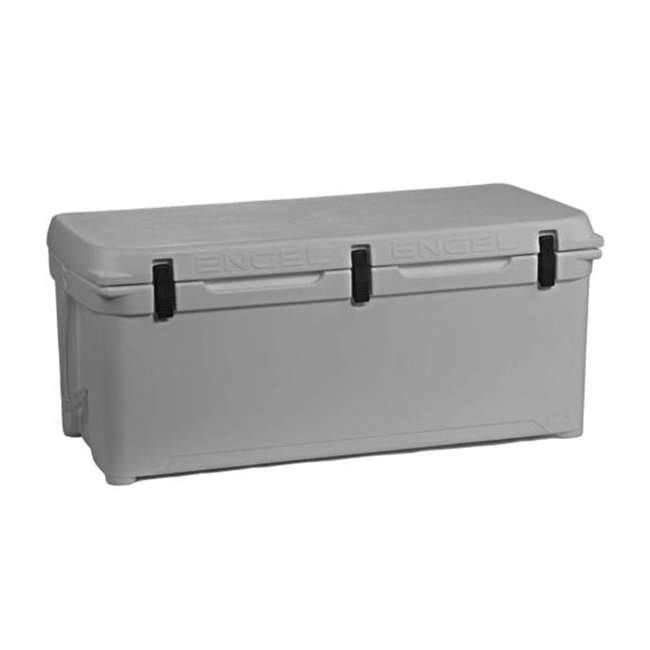 ENG123-G Engel 123  High-Performance Roto-Molded Cooler, Haze Gray