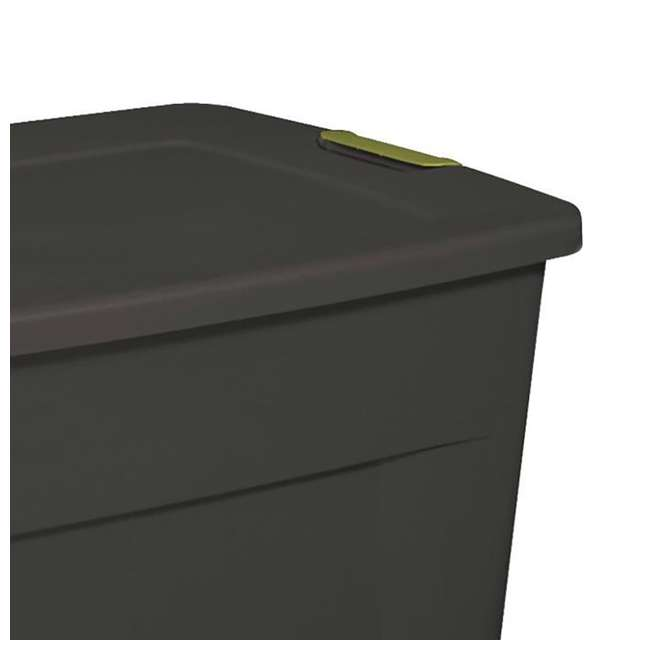 Sterilite Large 22-Gallon Latching Storage Tote : 19403V06