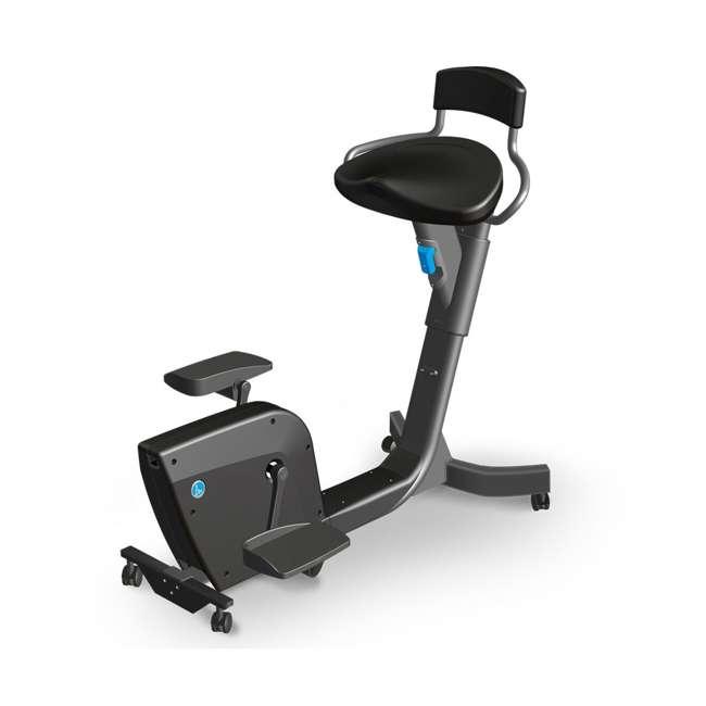 Solo-U-B LifeSpan Fitness Solo Under Desk Workout Cardio Stationary Bike w/ Seat (Used)