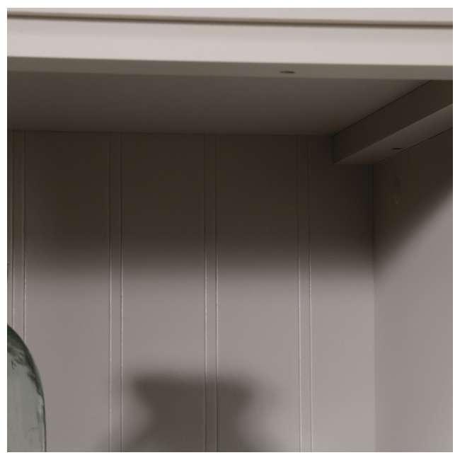 SF-419281-U-A Sauder Home Furniture Grange Tall Storage Farmhouse Shaker Cabinet (Open Box) 3