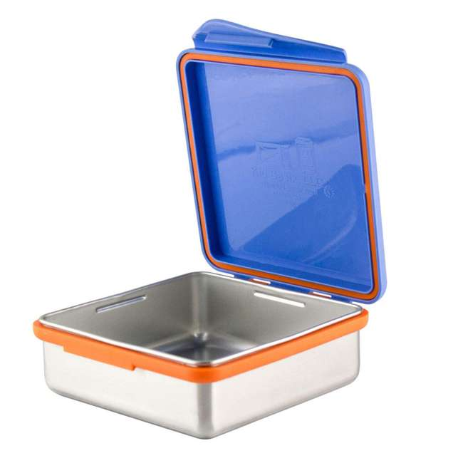 894148002794 + 894148002916 + 894148002091 Kid Basix 23 Ounce, 13 Ounce Stainless Steel Lunch Box and 12 Ounce Water Bottle 1