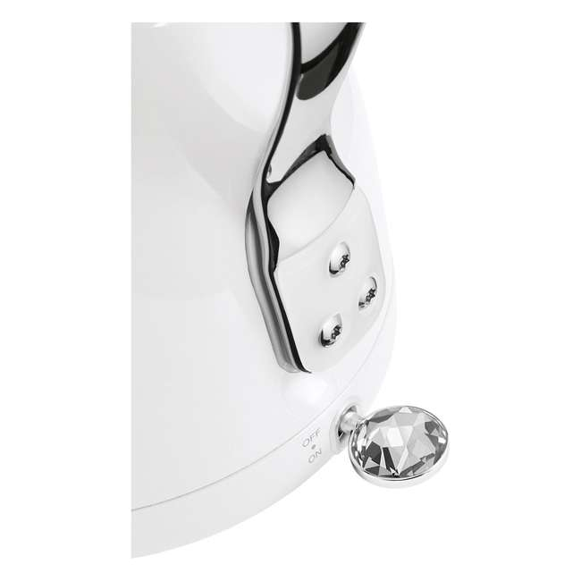 SWK40WH-NAB1 Sencor SWK 40WH 1500 Watt 1.2 Liter Plug Type B Pastel Decorated Kettle, White 6