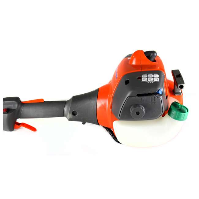 HV-TR-952711952 + HV-TOY-585729102 Husqvarna 2 Cycle Gas Powered Lawn Trimmer & Battery Operated Toy Weed Trimmer 2