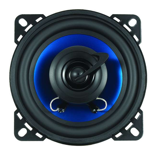 """AC42 Planet Audio AC42 4"""" 150W 2 Way Car Coaxial Speakers 4 Ohm -Blue (Pair) 2"""