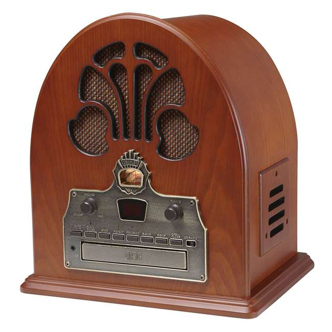 CR32CD Crosley Retro Cathedral AM/FM Radio CD Player