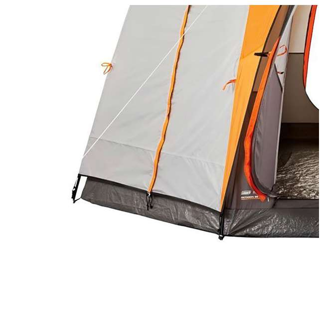 Coleman Octagon 98 Large 2 Room 8 Person Cabin Style