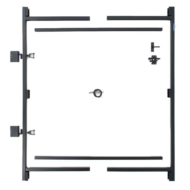 AG60-3 + AG36 Adjust-A-Gate Steel Frame Gate Kit & Adjust-A-Gate Steel Frame Gate Kit 1