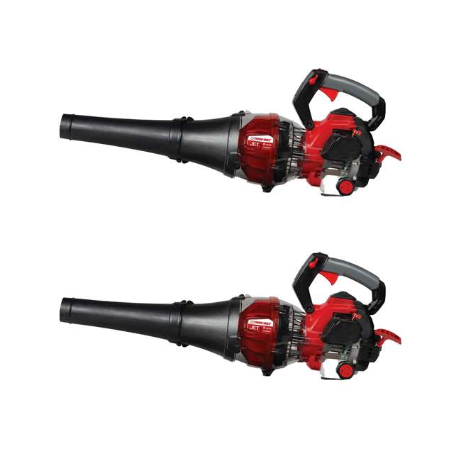 TB-41BS2MEB766 Troy-Bilt TB2MB JET 27cc 2-cycle Gas Leaf Blower (2 Pack)