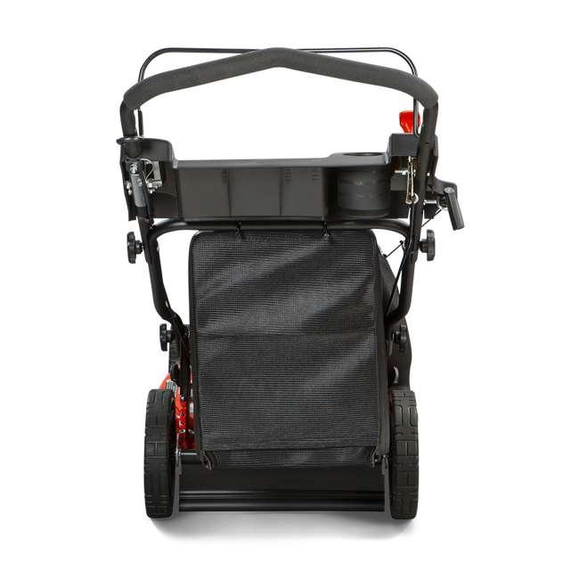 MOW-7800979-U-C Snapper HI VAC 21 Inch ReadyStart Push Walk-Behind Bag Lawn Mower (For Parts) 4