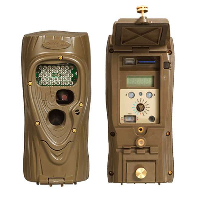 ATTACK-IR-1156 Cuddeback Attack IR 1156 5 MP Digital Infrared Hunting Trail Game Cameras (Pair) 1