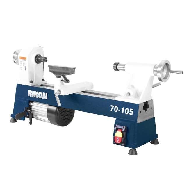 70-105 RIKON Power Tools 10 by 18 Inch Mini Lathe