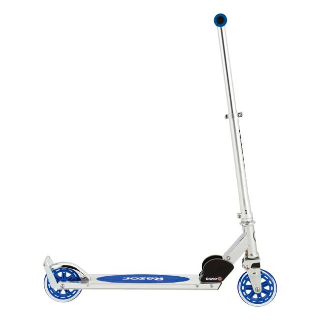 13014340 RAZOR A3 Kick Scooter (Blue) 1
