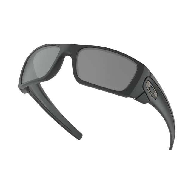 OO9096-B3 Oakley OO9096-B3 SI Fuel Cell Cerakote Polarized Sunglasses, Graphite Black 4