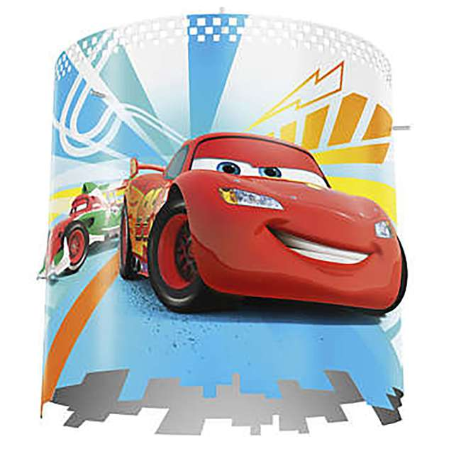 8 x PLC-7175132U0 Philips Disney Pixar Cars McQueen Kids Light Lampshade Only (8 Pack) 2