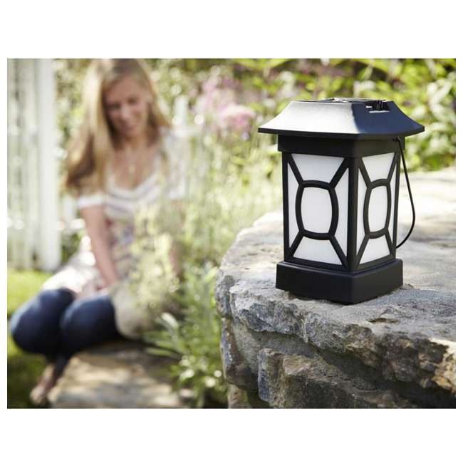 MR9W Thermacell Cambridge Outdoor Mosquito Repeller Lantern 1