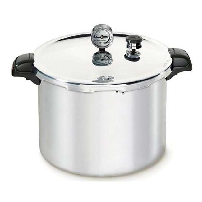 01755 Presto 01755 16 Quart Aluminum Pressure Canner Cooker
