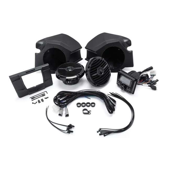 RZR-STAGE2 Rockford Fosgate Stereo & Speaker Kit for Some Polaris RZR Models