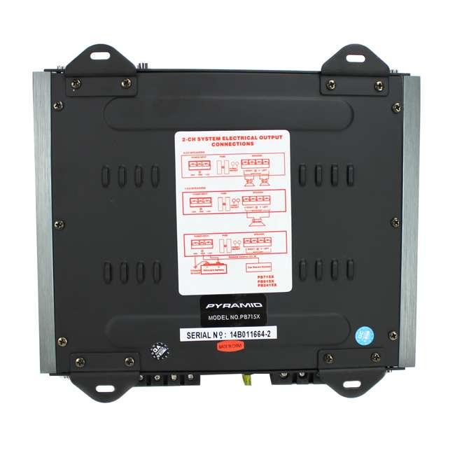 PB715X Pyramid PB715X 1000W 2-Channel Amplifier 3