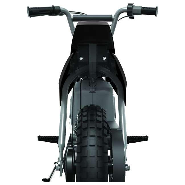 15128008 + 15128099 + 15128030 Razor MX400 Dirt Rocket 24V Electric Toy Motocross Motorcycle Dirt Bike (3 Pack) 7