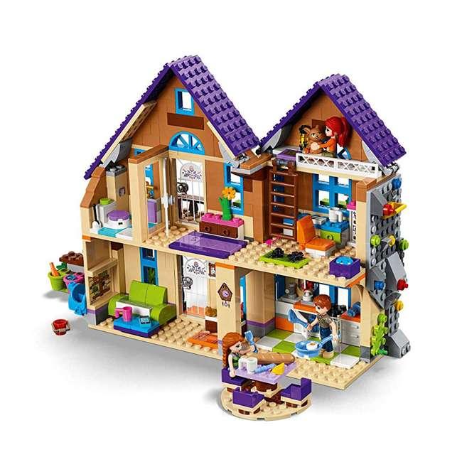 6251511 LEGO Friends 41369 Mia's House 715 Piece Block Building Kit with 3 Minifigures 1