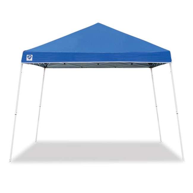 ZSB10INSTBL + ZS1SR10AL Z-Shade 10 x 10-Foot Horizon Shade Canopy with Screen Walls 1