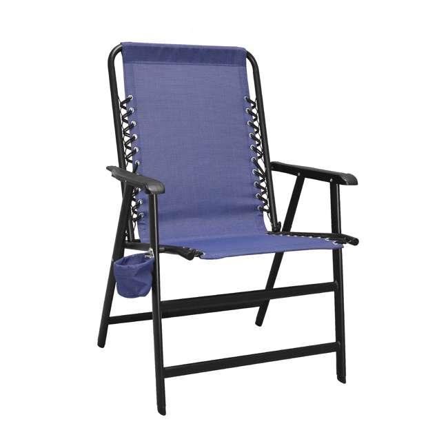 CVANXFC01022-2PK Caravan Canopy Infinity Suspension Chair w/ Cupholder (2 Pack) 3