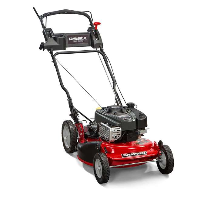 MOW-7800968-OB Snapper Ninja Commercial 21-Inch Self-Propelled Walk-Behind Mower (Open Box)