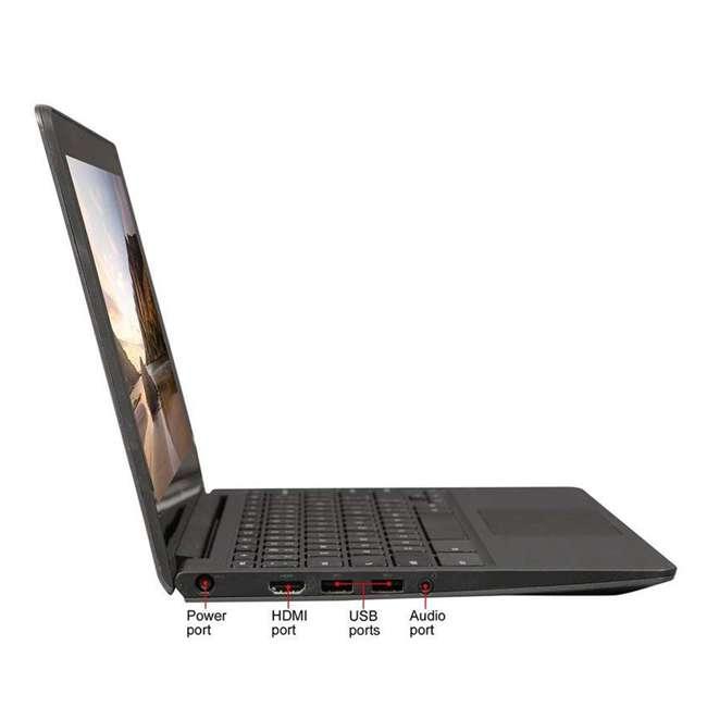 "CB1C13-4GB-C-SKIN Dell CB1C13 Chromebook 11 4GB 11.6"" HD Display Laptop (Certified Refurbished) 3"