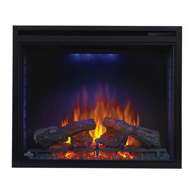 NEFB33H-OB Napoleon Ascent 33 9000 BTU Built-In Electric Fireplace Insert (Open Box) 7