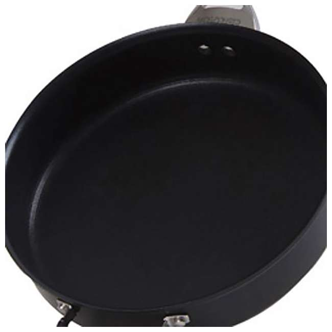 82687 Circulon Espree Hard Anodized Nonstick 12-Inch Deep Cooking Skillet 3