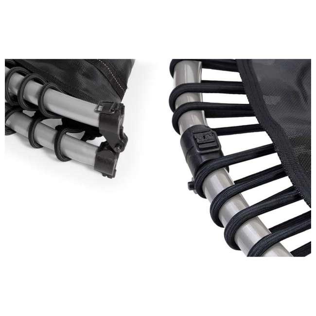 RBJ-U-12024-00 JumpSport 350f Indoor Lightweight 39-Inch Folding Fitness Trampoline, Black 2