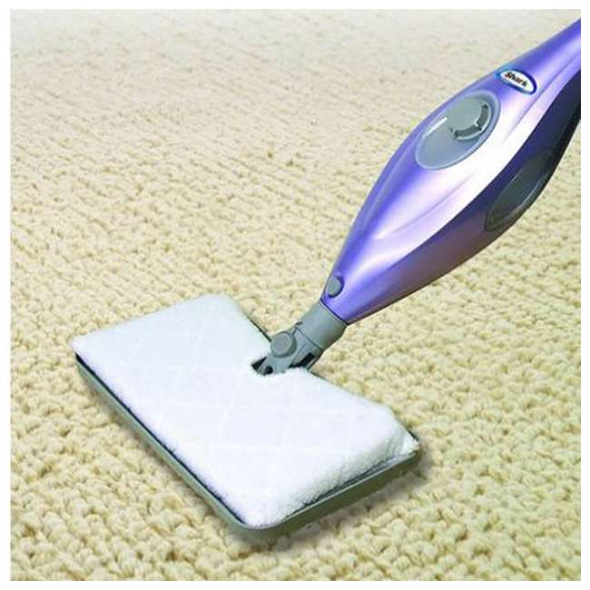 Shark Xl Capacity Sanitizing Pocket Mop Steamer S3501c