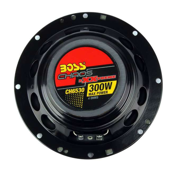 CH6530 + CH6920 Boss CH6530 6.5-Inch with 6x9-Inch CH6920 Speakers Package 4